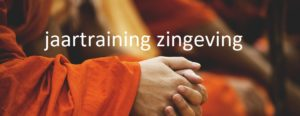 jaartraining zingeving